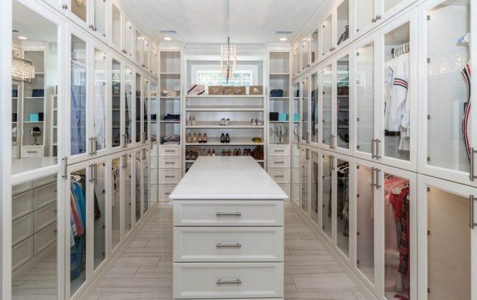 Bedroom Closet & Kitchen Cabinets Organization ideas